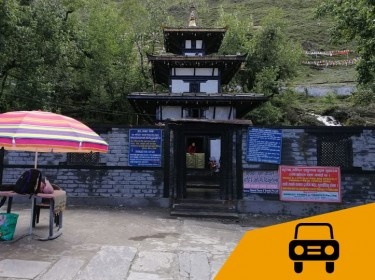 Muktinath Tour By Drive